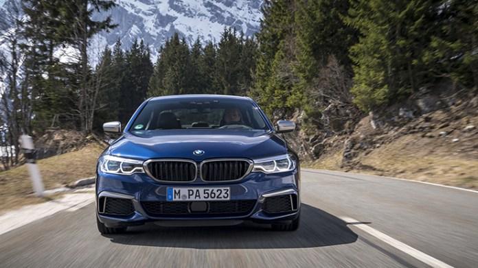 BMW M550ix Drive