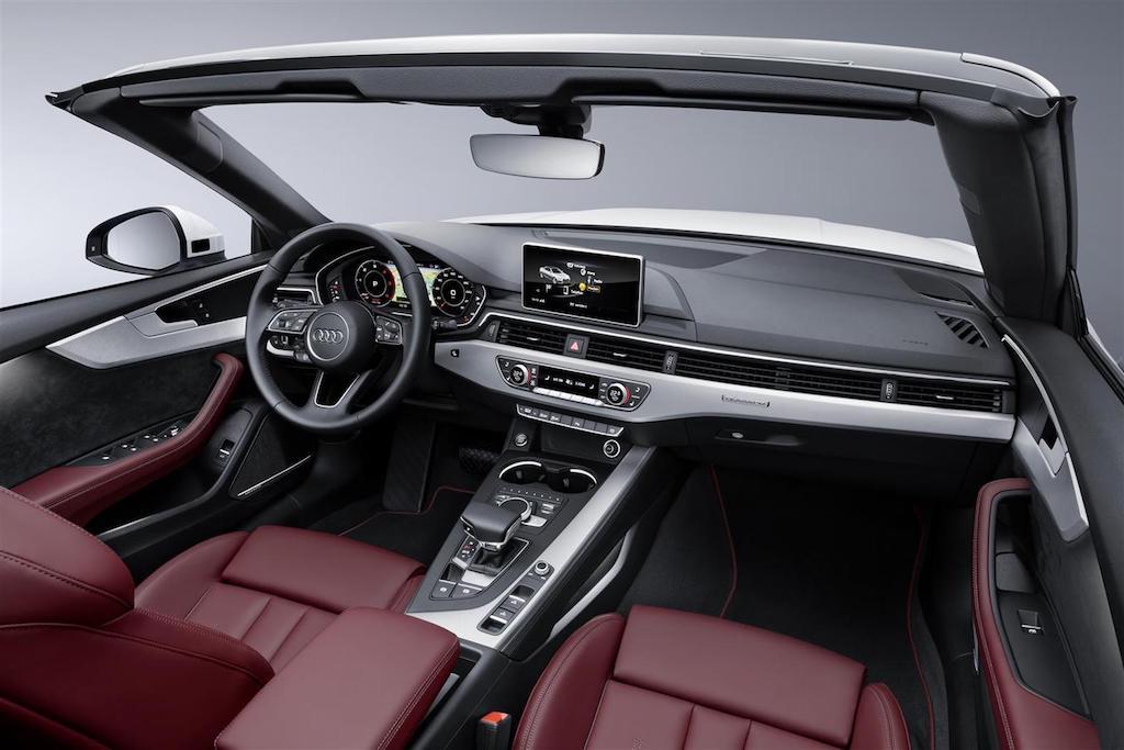 Audi A5 Cabriolet interni