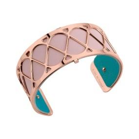 Les Georgettes Les Essentielles Cache-coeur bracelet 25mm