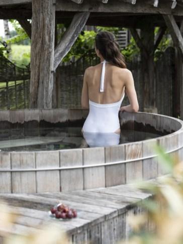 SPA Barrel Bath