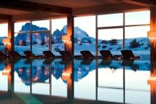 piscina con vista