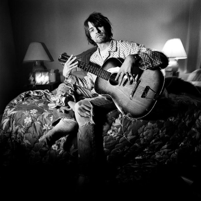 Kurt Cobain mostra Firenze
