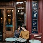 Imogen Matthew Couple Session In Paris Lifestories