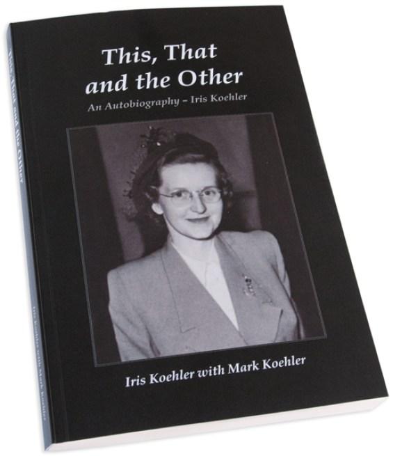 Iris Koehler's life story