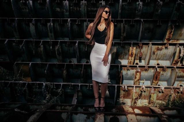 Model Modetrends FashionWeek