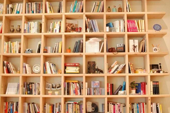 Bücher Regal Bücherregal