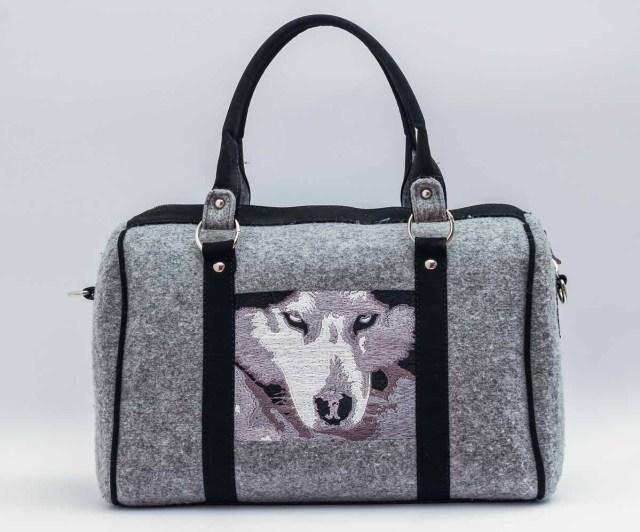 Tasche Hund Taschendesign
