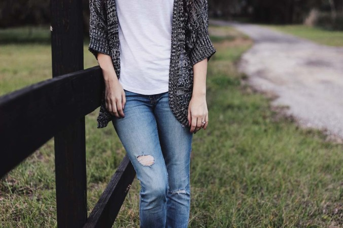 Jeans Blazer Shirt