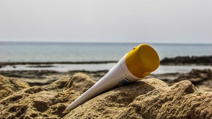 Sonnencreme Strand Sonne