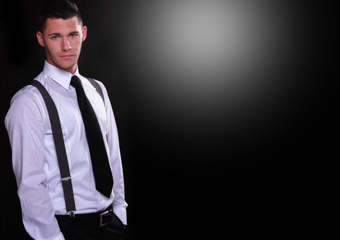 Business Man Krawatte