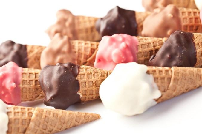 Eis Schokolade Süßigkeit