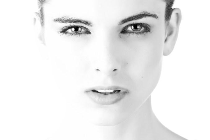 Lippen Augen Gesicht