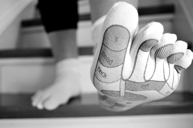 五本指ソックスを履くだけで得られる6つの健康効果