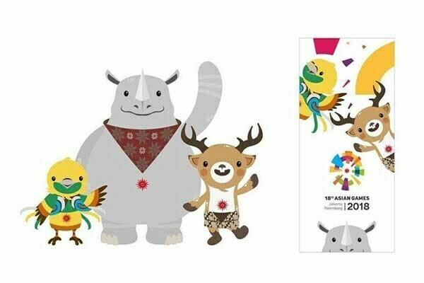 indonesia tuan rumah asian games 2018