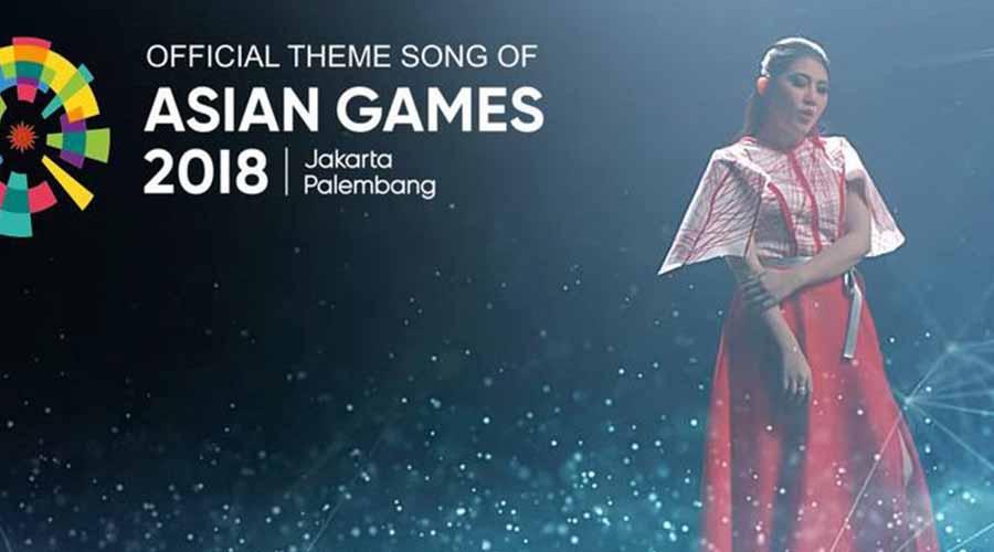 Lagu Asian Games 2018 Dicover Dalam 4 Bahasa Di Dunia
