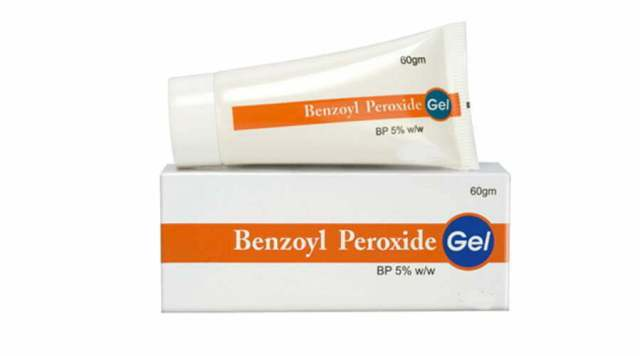 Benzoyl Peroxide untuk jerawat