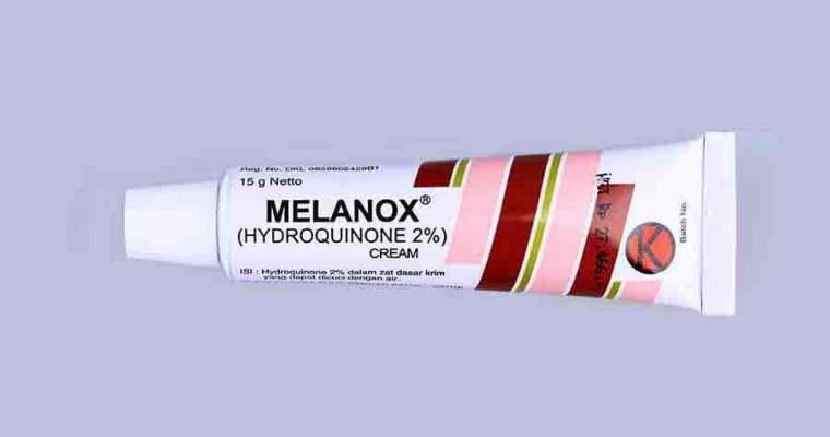 Melanox Cream Untuk Mengatasi Bekas Jerawat