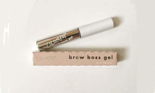 eyebrow gel