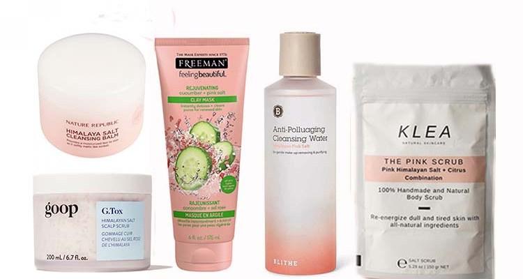 5 Rekomendasi Produk Skin Care Himalayan Salt Terbaik