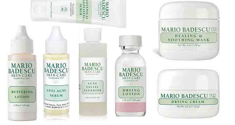 7 Rekomendasi Produk Untuk Kulit Berjerawat dari Mario Badescu