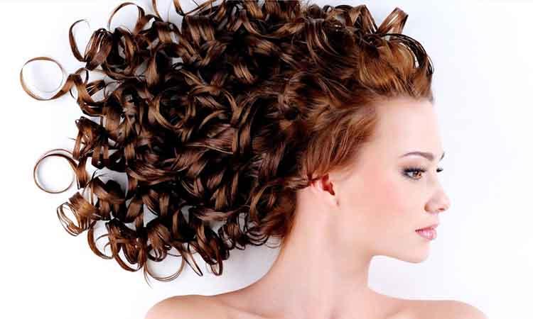 perawatan rambut keriting