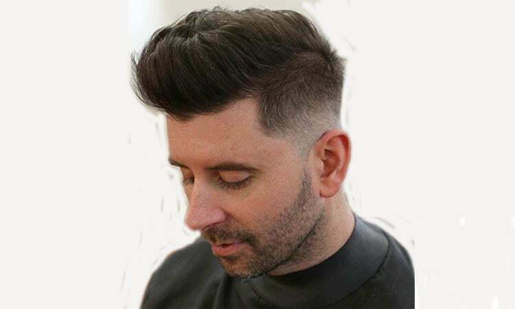 model rambut pria