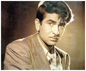 Image result for raj kapoor young