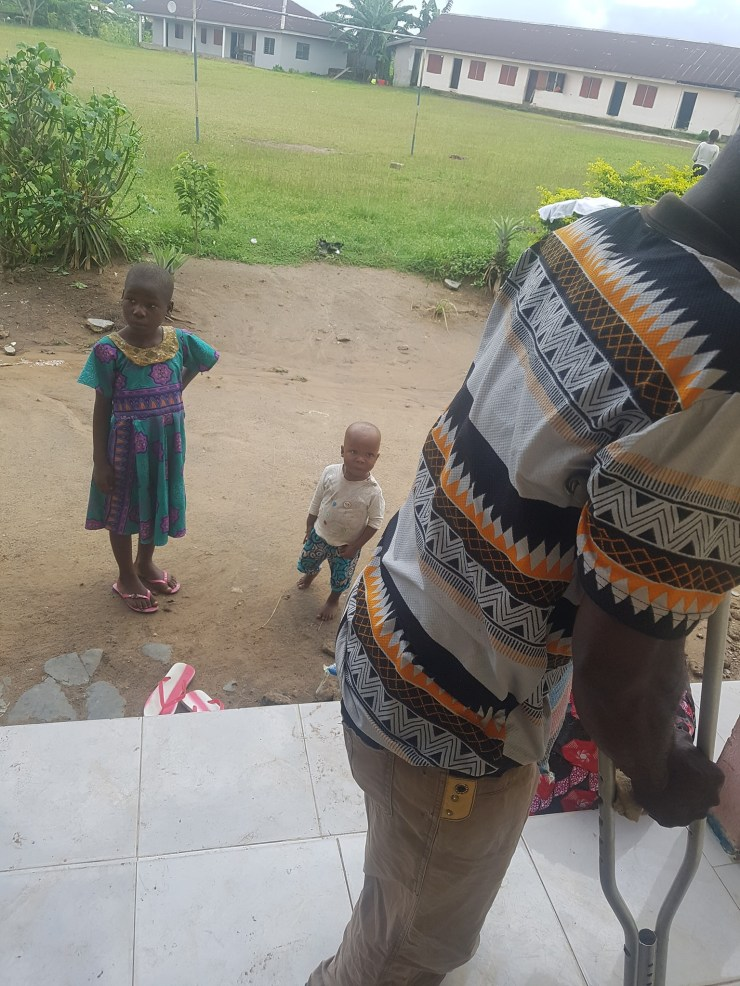 My father beat me with sticks and machetes because our Bishop said I made him blind - 8-year-old girl rescued in Akwa Ibom recounts her ordeal