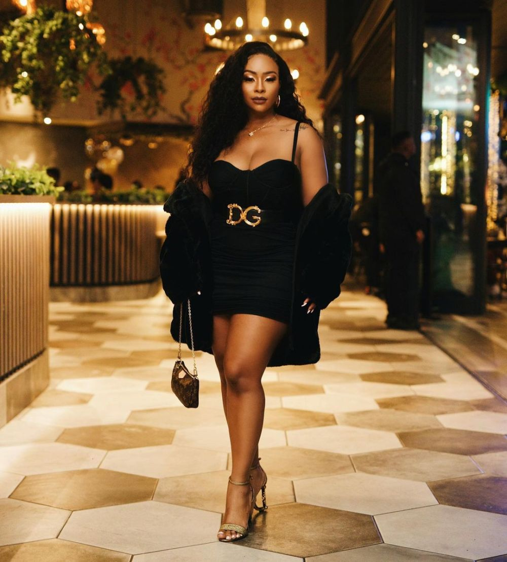 Boity Thulo- Setting Trend In Black