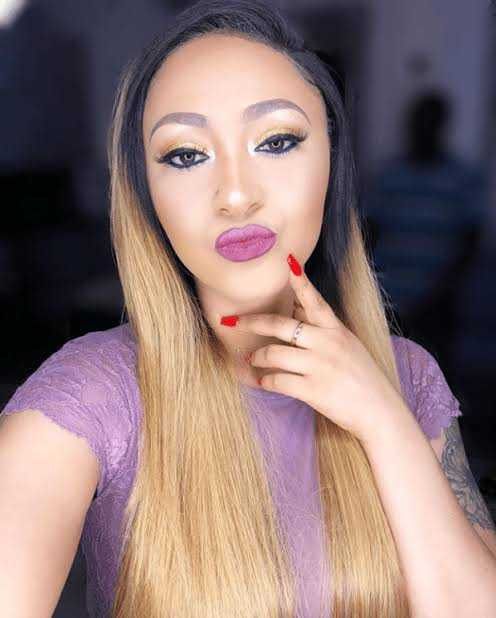 Actress, Rosy Meurer tackles IG user who asked if her husband, Olakunle Churchill,
