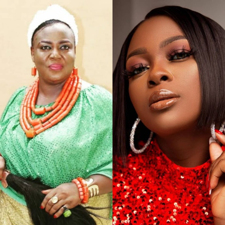 Ka3na reacts after actress Uche Ebere calls her out for showing off her achievements at a young age