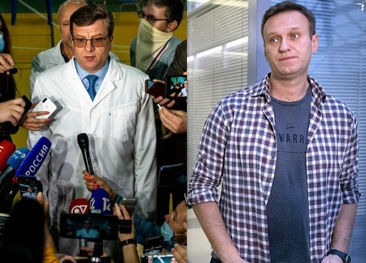 Update: Missing doctor who treated President Putin