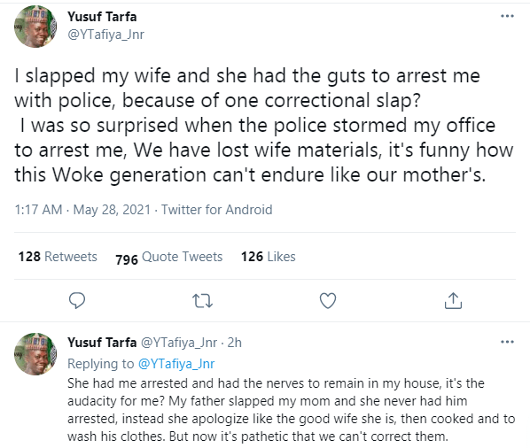 We have lost wife materials, why can
