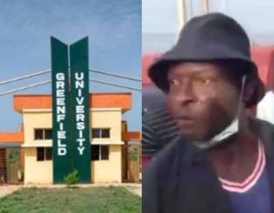 We paid N180m and gave 10 motorcycles to get our children released - Parents of 14 kidnapped Greenfield students Kaduna (video)