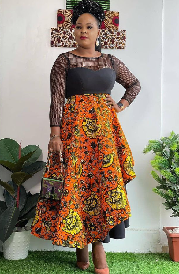 Gorgeous and Lovely Styles for Church and Other Occasions