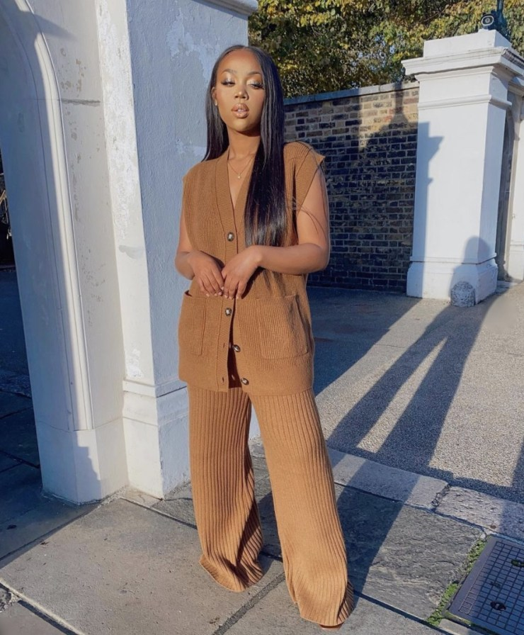 brown knitwear latest fashion trends stylerave