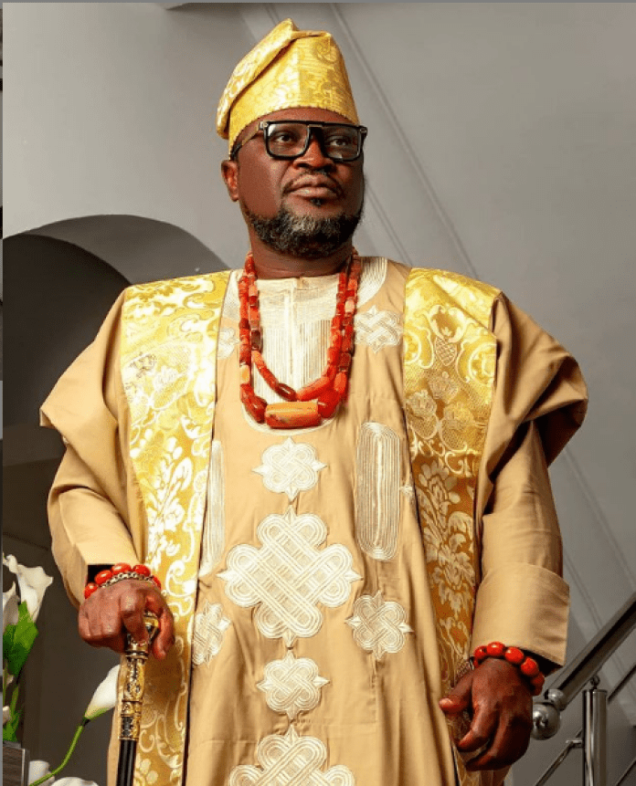 Femi Branch Blasts  Yemi Solade Over His Comment On Twitter Ban