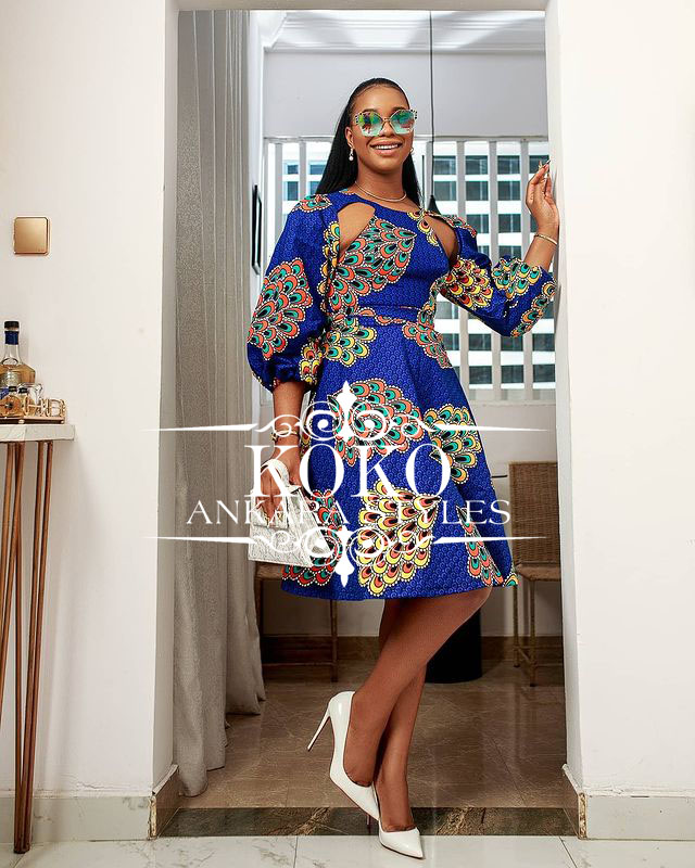 Revive Your Wardrobe With These Fabulous Ankara Styles