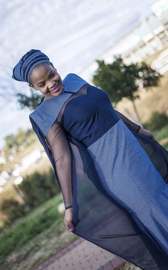IMAGES: Blameless African Latest Church Dresses Styles.