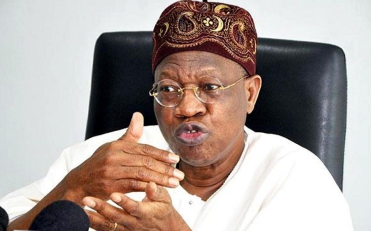 Attacks on infrastructure is an act of terror - Lai Mohammed
