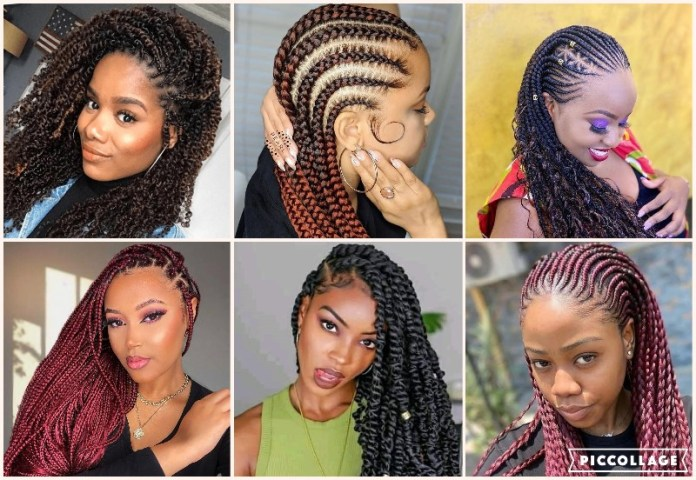 Best African Hair Braids and Twists For Pretty Ladies