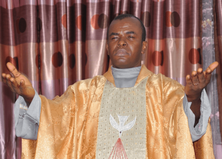 Catholic Church bans Fr. Mbaka from commenting on ?partisan politics?