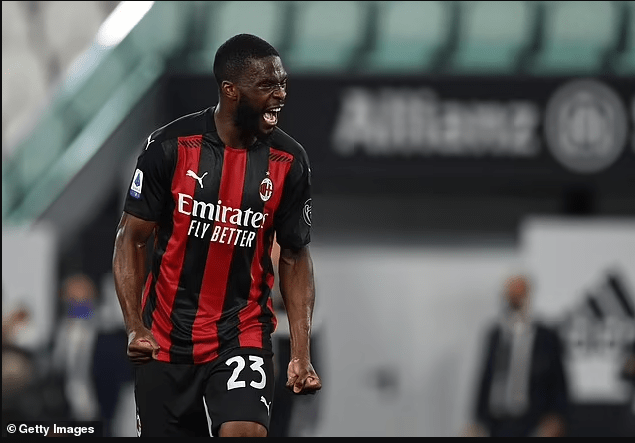 Fikayo Tomori set to seal permanent move to AC Milan from Chelsea in on ?25m deal