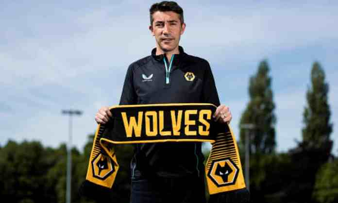 Bruno Lage To Wolves