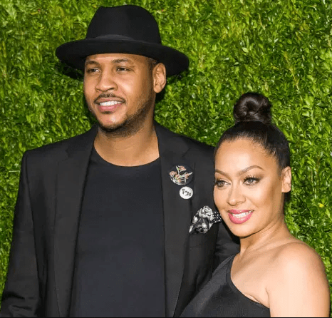 Lala Anthony finally files for divorce from NBA star, Carmelo Anthony, after years of estrangement
