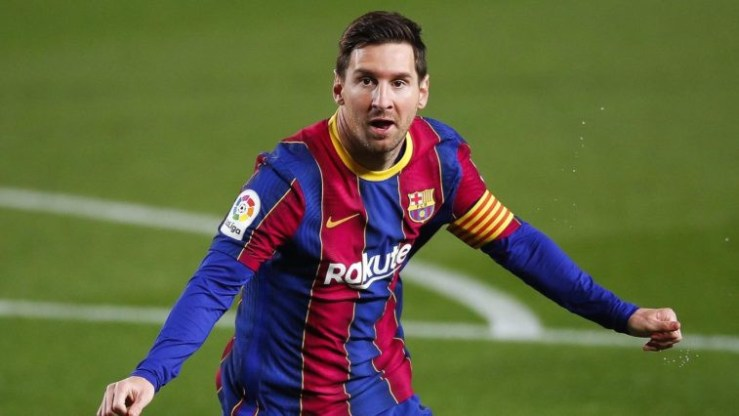 Lionel Messi to join David Beckham