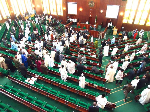 PDP House of Reps members walk out as Gbajabiamila rules against request to demand overturn of Twitter ban