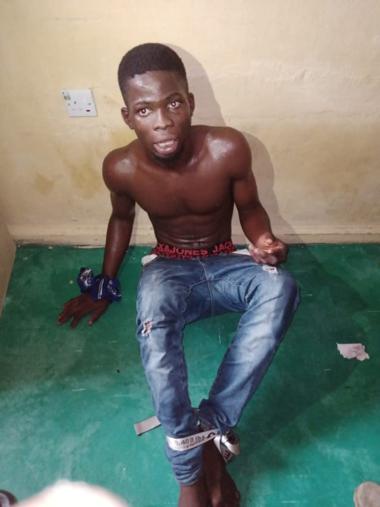 UNICAL students nab suspected phone thief