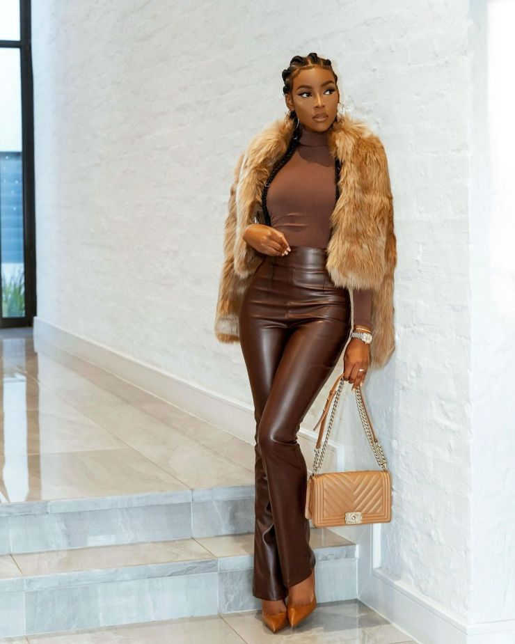 Julitha Kabete- Keeping It Simple In Neutral Colours