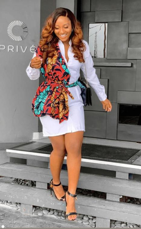 80 Latest Mix and match African Print Dresses You Should See